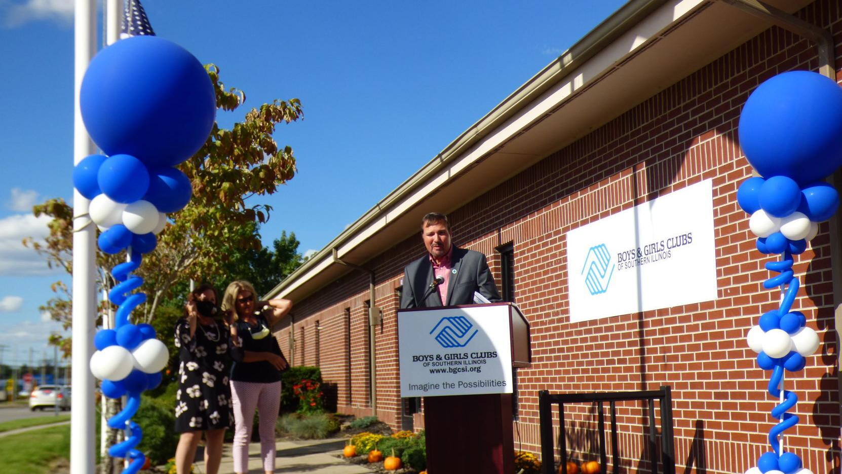 Boys and Girls Club of Southern Illinois Opening