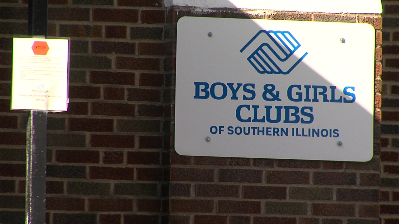Boys and Girls Club of Southern Illinois Sign